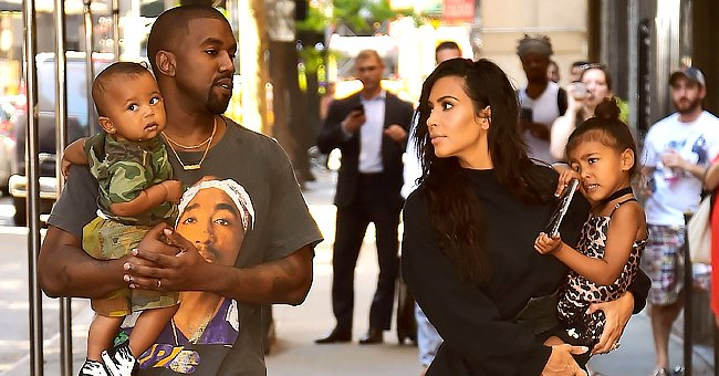 Us Weekly: Kim Kardashian and Kanye West's 4 Kids Are Not Aware of Their Parents' Troubles