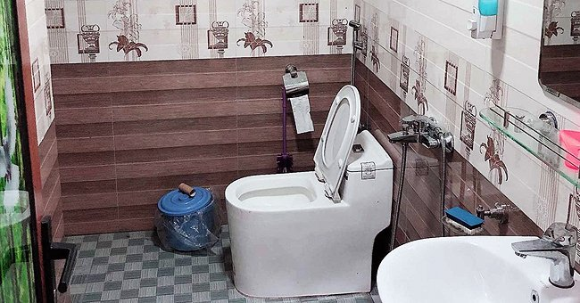 Daily Joke: Man Decides to Paint Wooden Toilet Seat While His Wife Is Away