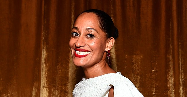 Tracee Ellis Ross Shares Funny Video of Her Dad at the Grocery Store for Father's Day