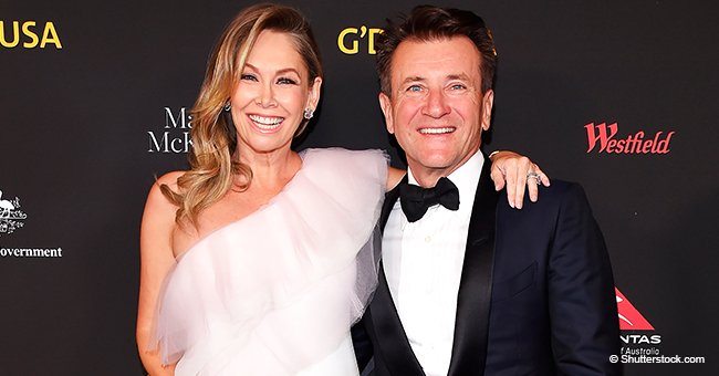 Kym Herjavec Shares New Photo of Her Adorable Twins and They Are so Big