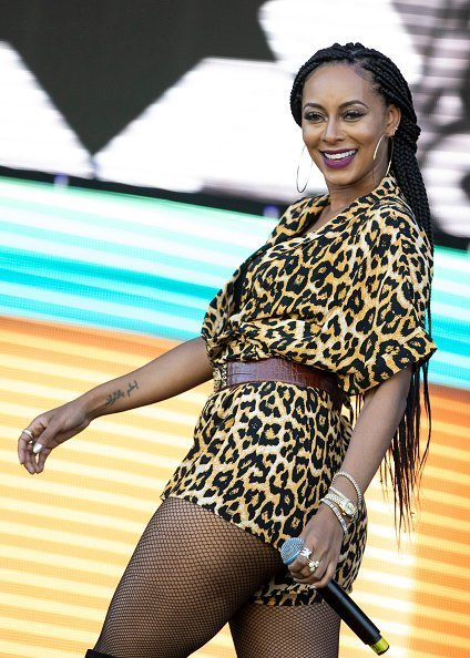 Keri Hilson performs during RNB Fridays Live 2019 at HBF Park on November 8, 2019 | Photo: Getty Images