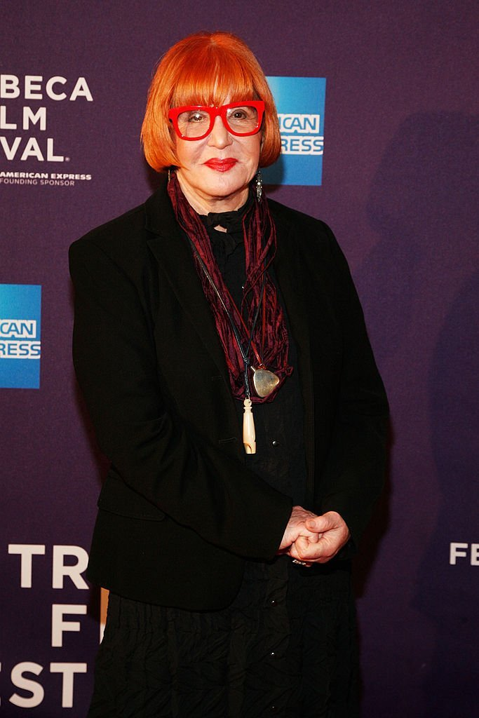 "TV Personality Sally Jesse Raphael attends the ""Evocateur: The Morton Downey Jr. Movie"" Premiere during the 2012 Tribeca Film Festival at the Clearview Chelsea Cinemas on April 19, 2012 