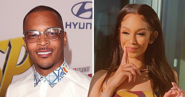 TI's Daughter Deyjah Proudly Shows off All the Colorful Tattoos on Her Body