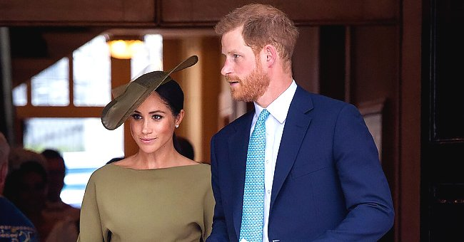 People: Meghan Markle & Prince Harry Only Leave Their House for Charity Amid Quarantine