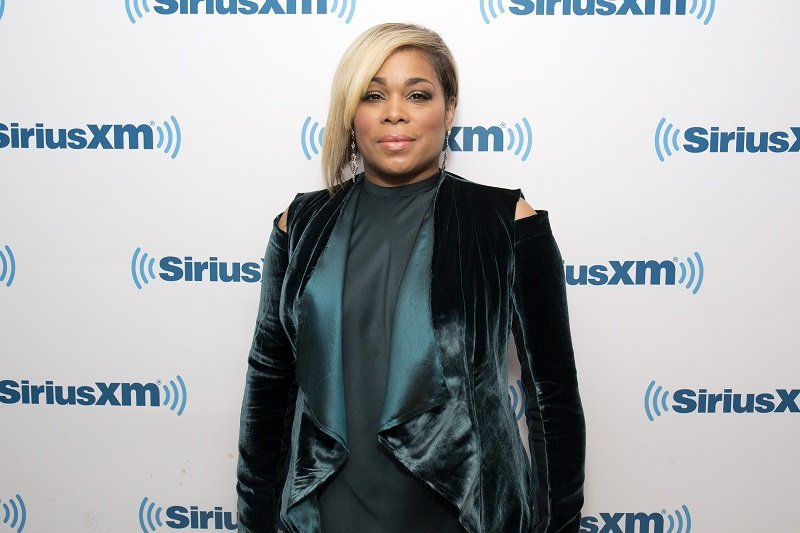 Tionne 'T-Boz' Watkins on September 12, 2017 in New York City. | Source: Getty Images