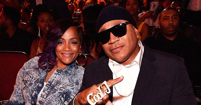 LL Cool J's Wife Simone Slays in a White Ensemble As She Poses Like a Boss In a Stunning Photo