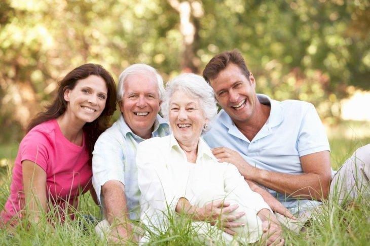 Familia feliz. Fuente: Shutterstock