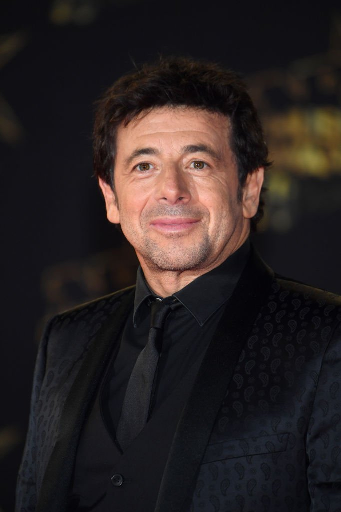 L'incontournable Patrick Bruel. l Source : Getty Images