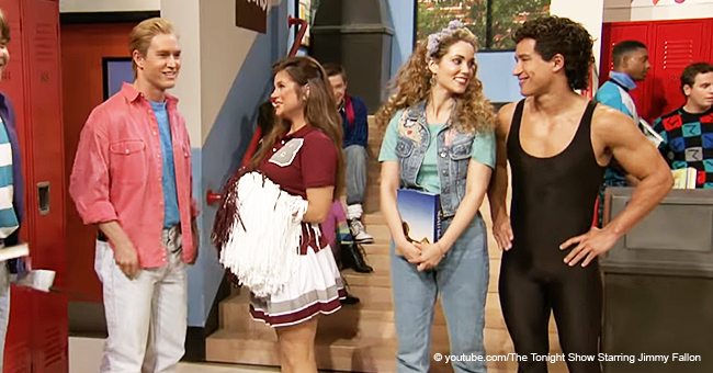 'Saved By the Bell' Cast Remain Friends 30 Years since the Show's Beginning