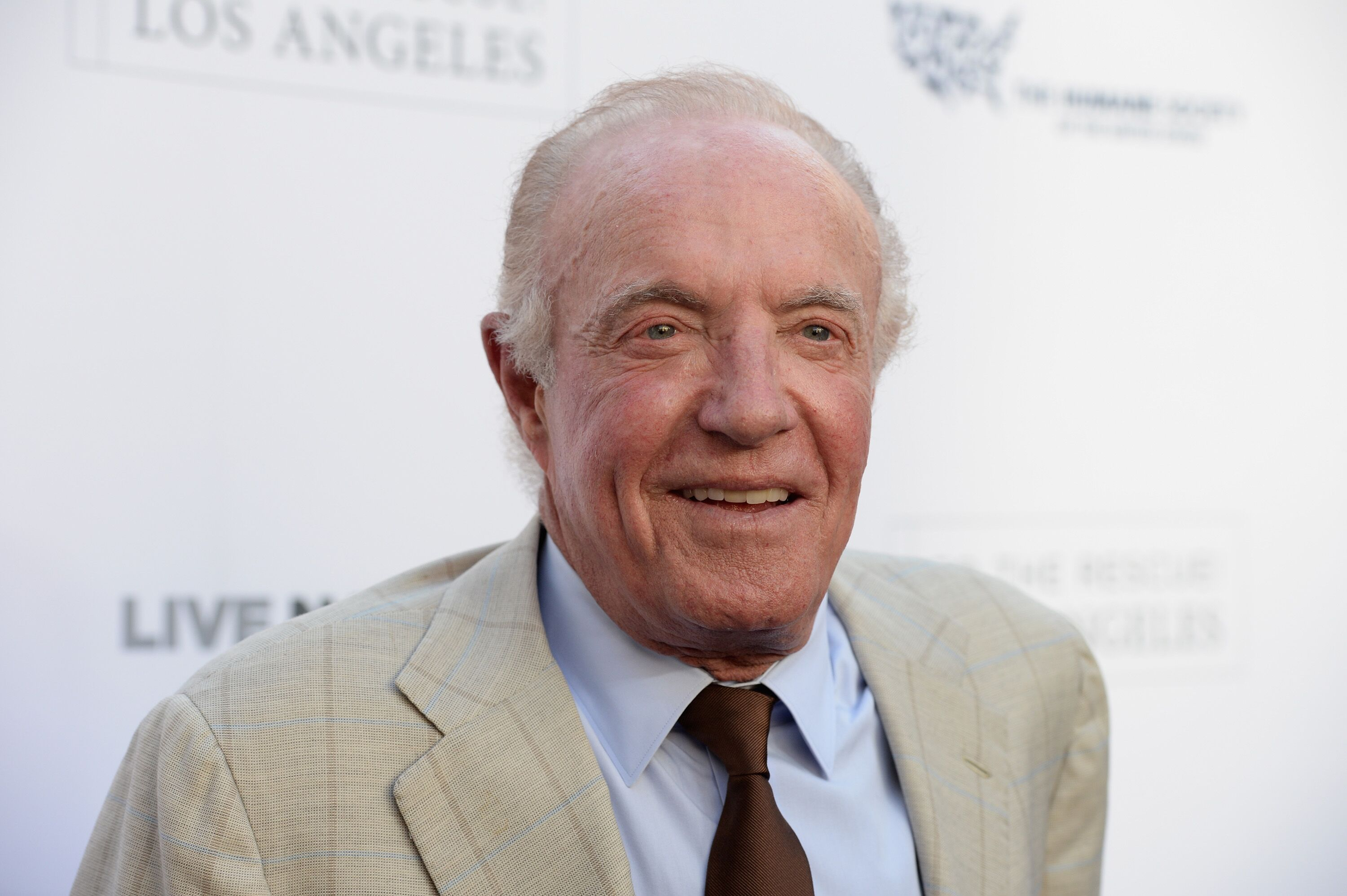 James Caan at The Humane Society of the United States' To the Rescue Los Angeles Gala at Paramount Studios on April 22, 2017 in Hollywood, California. | Source: Getty Images
