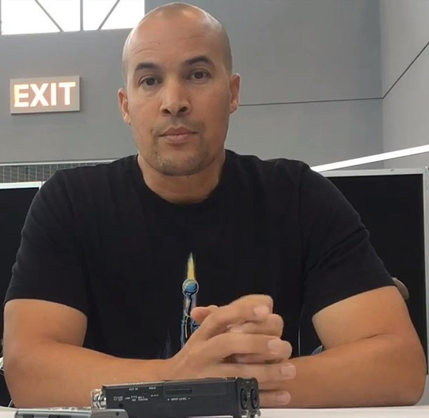 Coby Bell interviewed by Geeks of Doom at New York Comic Con. | Source: Wikimedia Commons