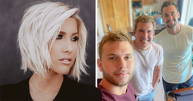 Todd Chrisley Shares Selfie with Son Chase and Nik Kerdiles as They Team up for 'Chrisley Confessions'