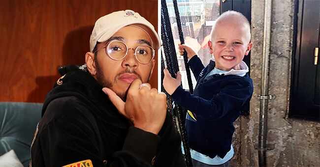 Lewis Hamilton's 5-Year-Old Fan Harry Shaw Who Inspired the Formula One Racer Has Passed Away from Cancer