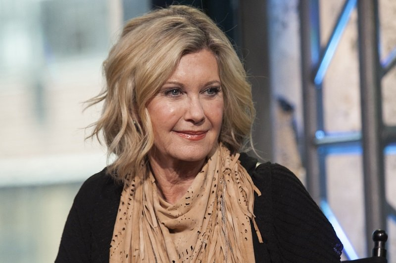 Olivia Newton-John on October 3, 2016 in New York City | Photo: Getty Images