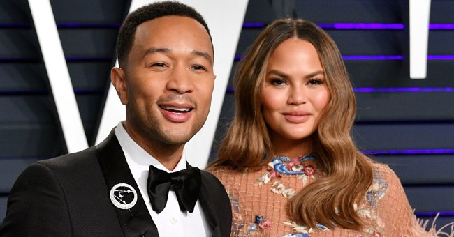 Chrissy Teigen's Look-Alike Son Miles Flashes a Huge Smile in This Heart-Melting Photo