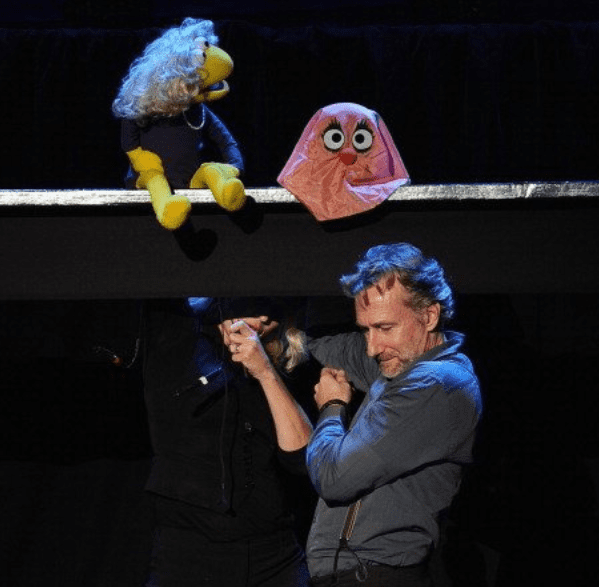 Brian Henson at the Anaheim Convention Center on August 19, 2011 in Anaheim, California   Photo: Getty Images