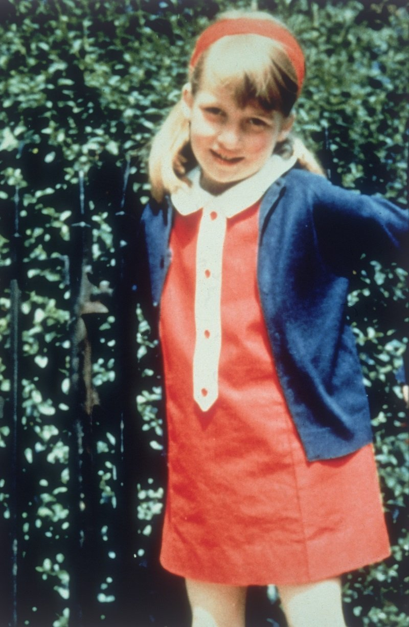Lady Diana Spencer circa 1969   Photo: Getty Images