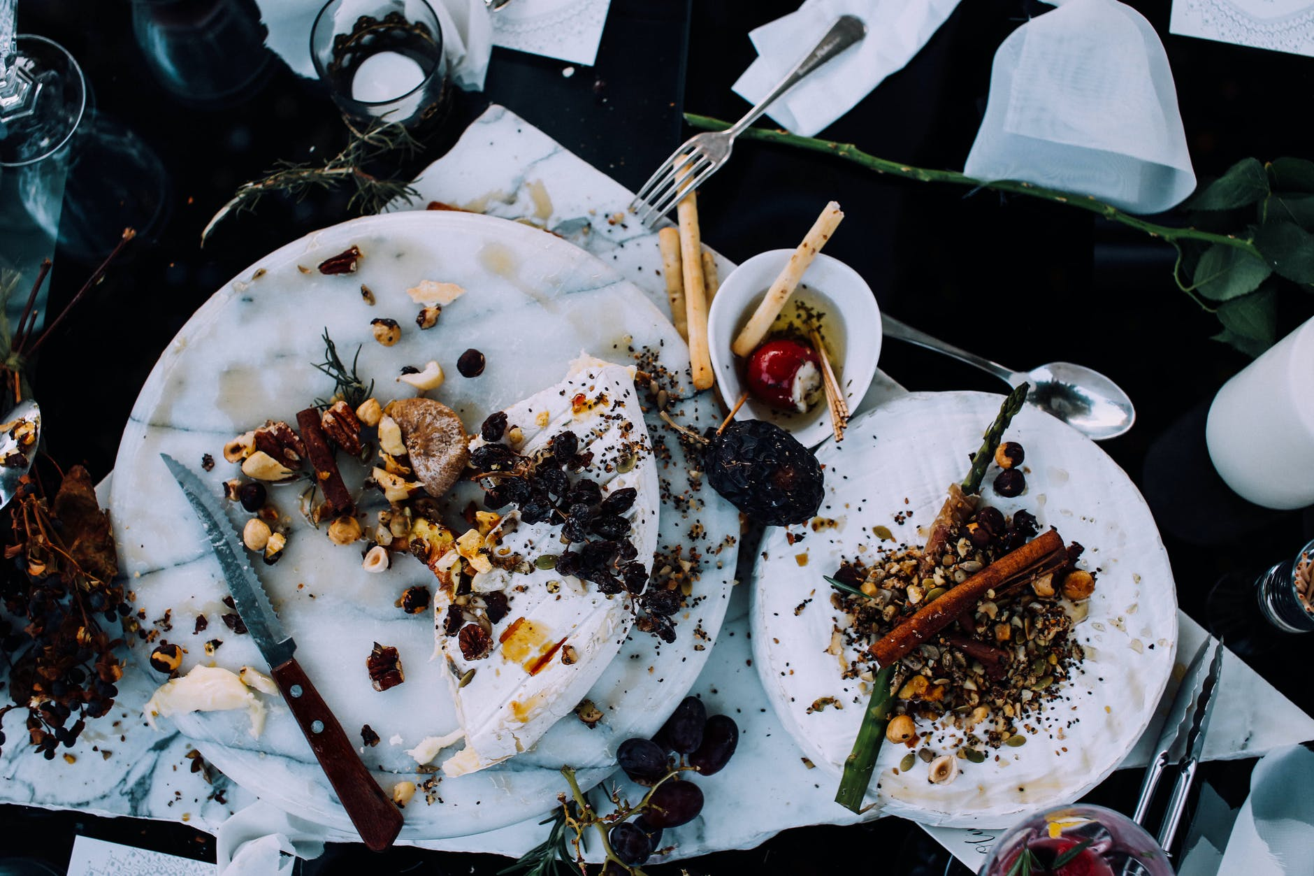 I couldn't believe how they had ruined my fancy plate setting. | Source: Pexels