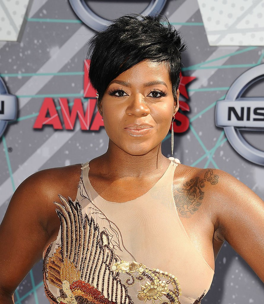 R&B singer Fantasia Barrino attends the 2016 BET Awards in Los Angeles, California. | Source: Getty Images