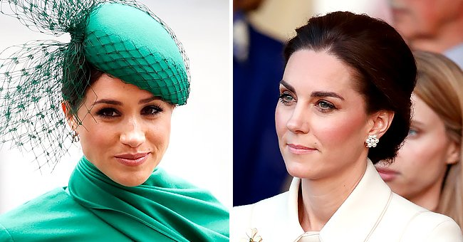 Daily Mail: Meghan Markle Would Have Known Kate Middleton Could Not Fight Back Tell-All Claims