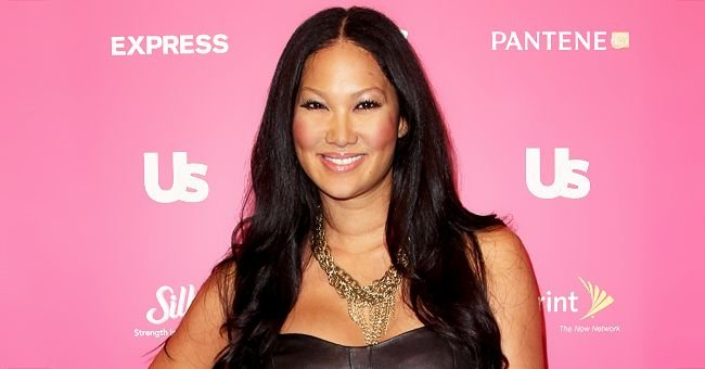 Check Out Kimora Lee Simmons as She Shows off Her Beautiful Sons in New Photos