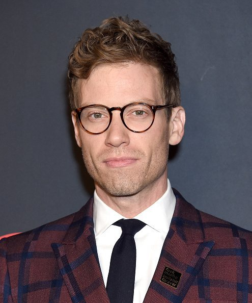 Barrett Foa at the Out Magazine's OUT100 Awards Celebration Presented By Lexus at Quixote Studios on November 15, 2018 in Los Angeles, California | Photo: Getty Images