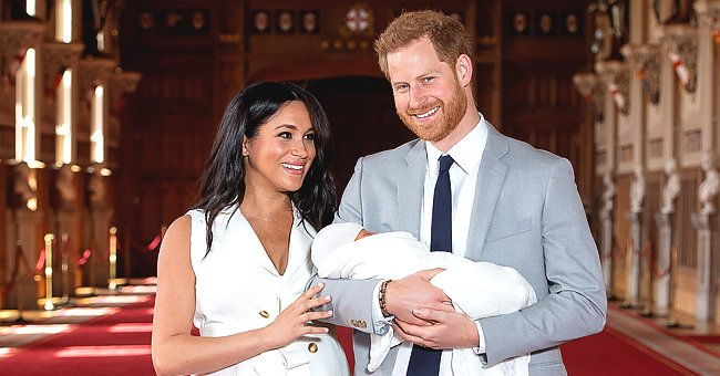 'Finding Freedom': Meghan Markle & Prince Harry Considered Calling Baby Archie Another Name