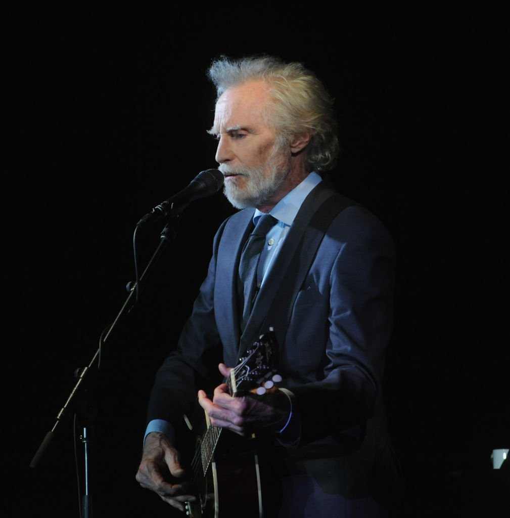 J.D. Souther performs at Sony Hall on January 17, 2020. | Photo: Getty Images