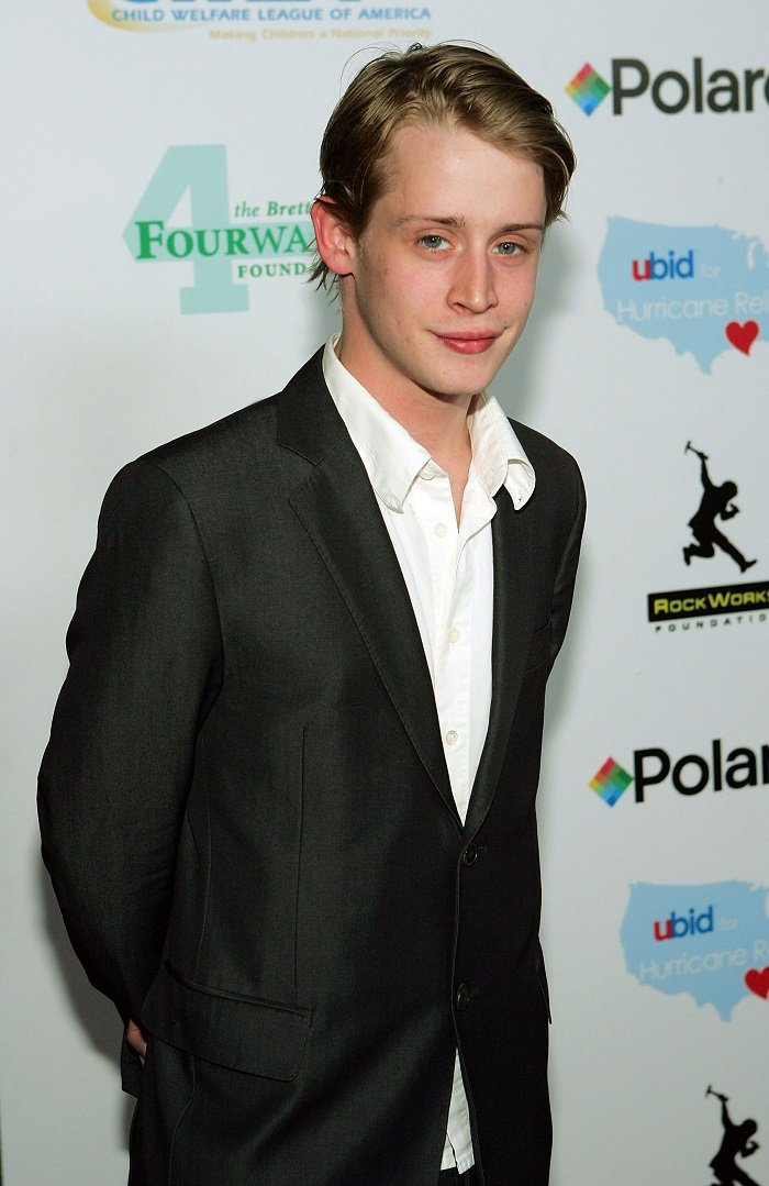 Macaulay Culkin I Image: Getty Images
