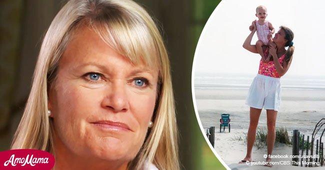Eine Frau entführte vor 20 Jahren ihre Tochter und erzählt nun, warum sie das machte