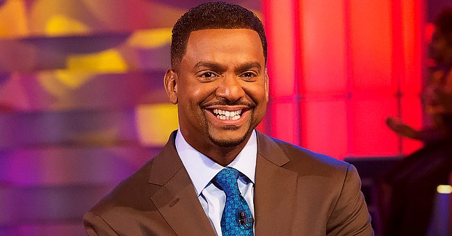 Alfonso Ribeiro Shows Sweet Sibling Bond between His 18-Month-Old Daughter & Son in a New Video