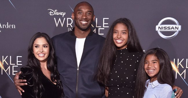 Kobe Bryant's Daughter Natalia Gushes over Her Mom with Video of Vanessa Jumping into a Pool