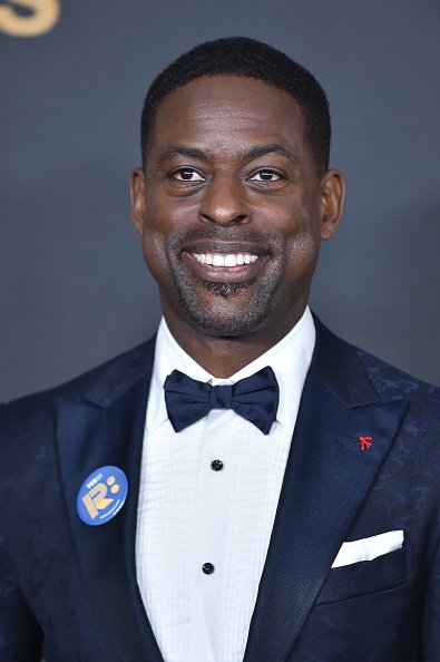 Sterling K. Brown at the Pasadena Civic Auditorium on February 22, 2020 in Pasadena, California. | Photo: Getty Images