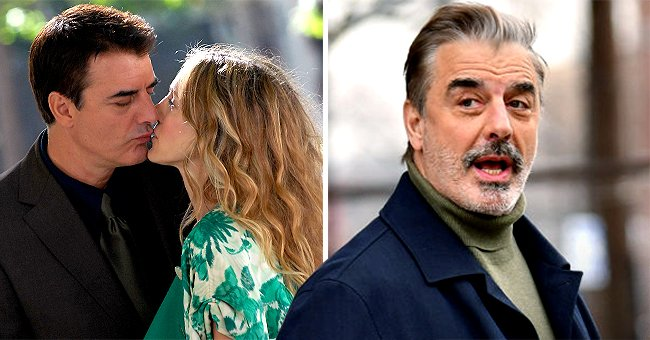 'Sex and the City' Star Chris Noth Breaks Silence on Rumors Mr Big Won't Be in the Revival