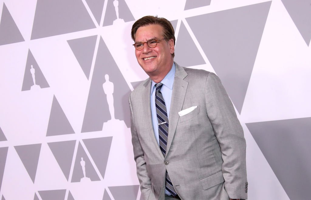 Aaron Sorkin attends the 90th Annual Academy Awards Nominee Luncheon at The Beverly Hilton Hotel on February 5, 2018 | Photo: Getty Images