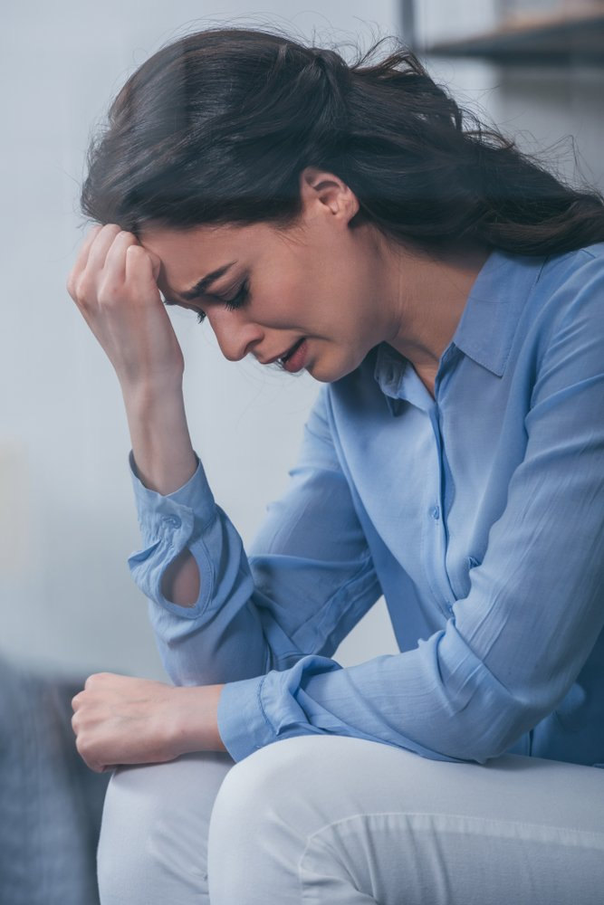 Woman Grieving | Photo: Shutterstock