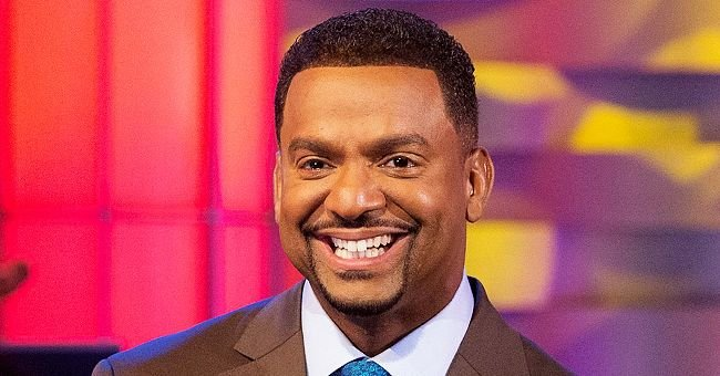 Alfonso Ribeiro's Children Look Adorable Playing on the Beach in Florida Family Photos