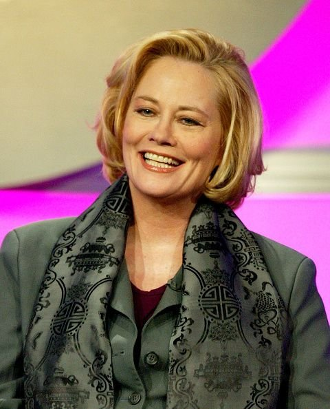 """Cybill Shepherd at the panel discussion for """"Martha Behind Bars"""" on July 20, 2005 