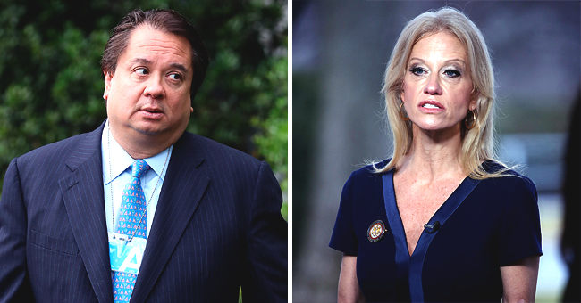 Inside Kellyanne and George Conway's 17-Year Marriage that Has Become a Symbol of Controversy