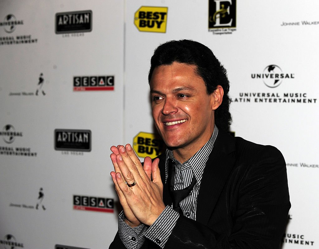 Pedro Fernández en los Grammy Latino 2010. | Foto: Getty Images