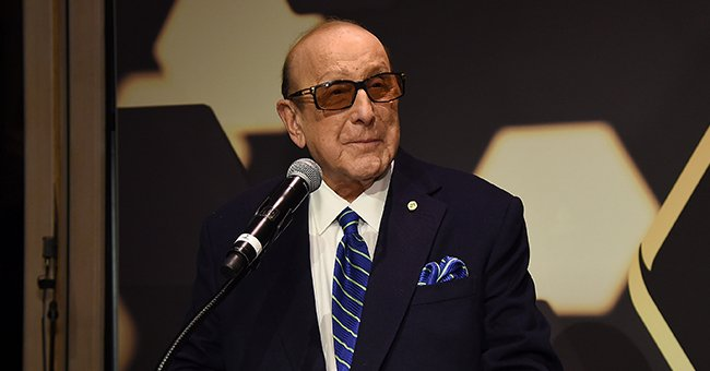 Music Legend Clive Davis Has Been Diagnosed with Bell's Palsy