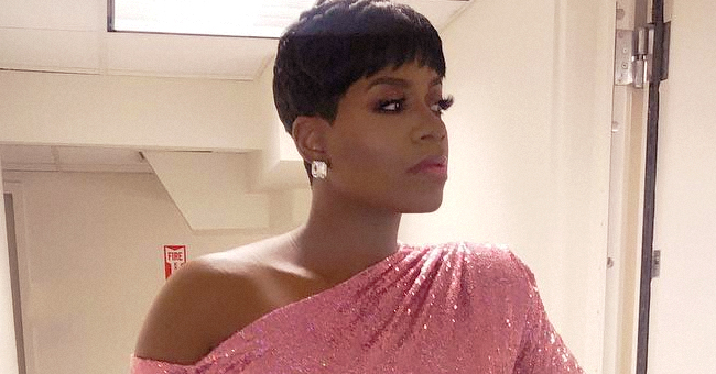 'American Idol' Alum Fantasia Posed with Lookalike Daughter Zion in Rare Photo
