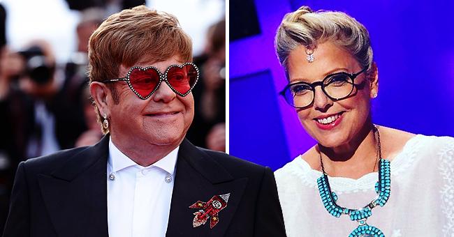 """Laurence Boccolini a rencontré Elton John à 15 ans : """"J'aimerais bien le revoir à nouveau"""""""
