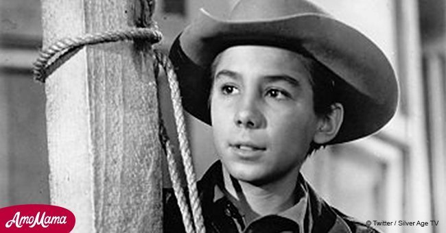 Mark from 'The Rifleman' is already 72 years old and looks completely different