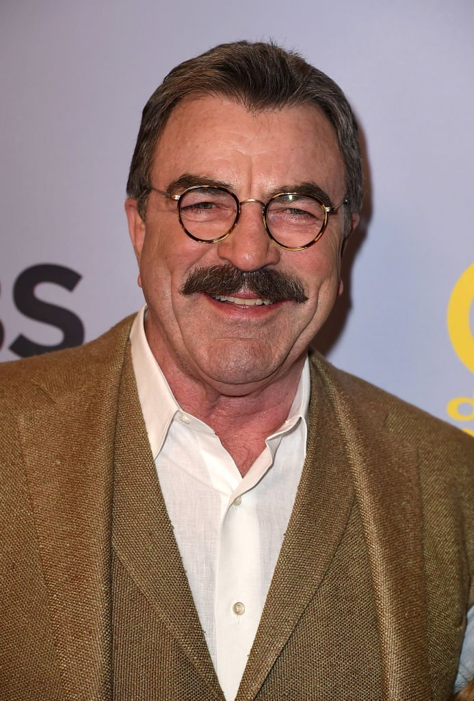 "Tom Selleck attends CBS' ""The Carol Burnett Show 50th Anniversary Special"" on October 4, 2017, in Los Angeles, California. 