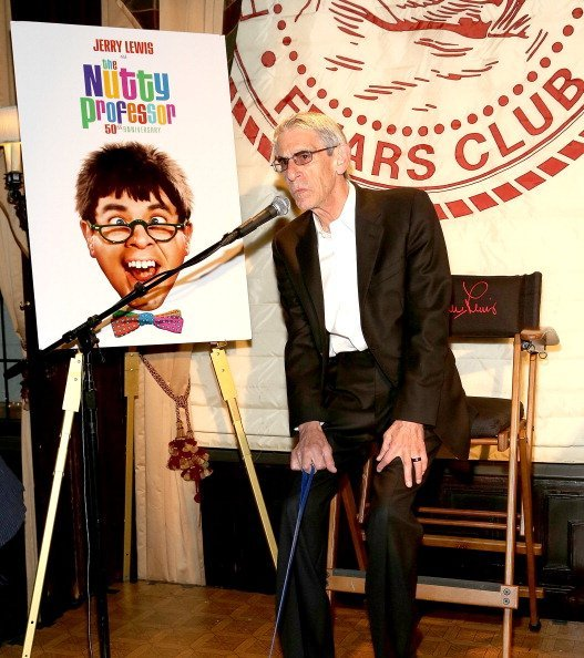 Richard Belzer at New York Friars Club on June 5, 2014 in New York City   Photo: Getty Images