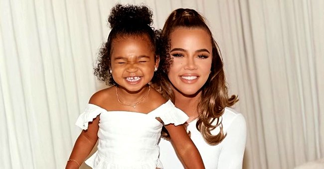 E! Online: Khloé Kardashian Opens up about Staying in Quarantine with Daughter True Thompson