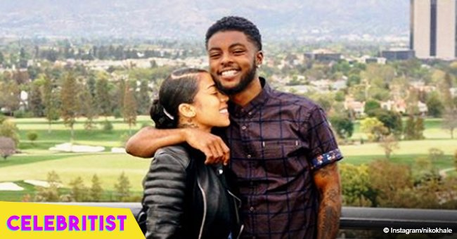 Keyshia Cole's younger boyfriend stays by her side while she's sick, melting hearts in a sweet video