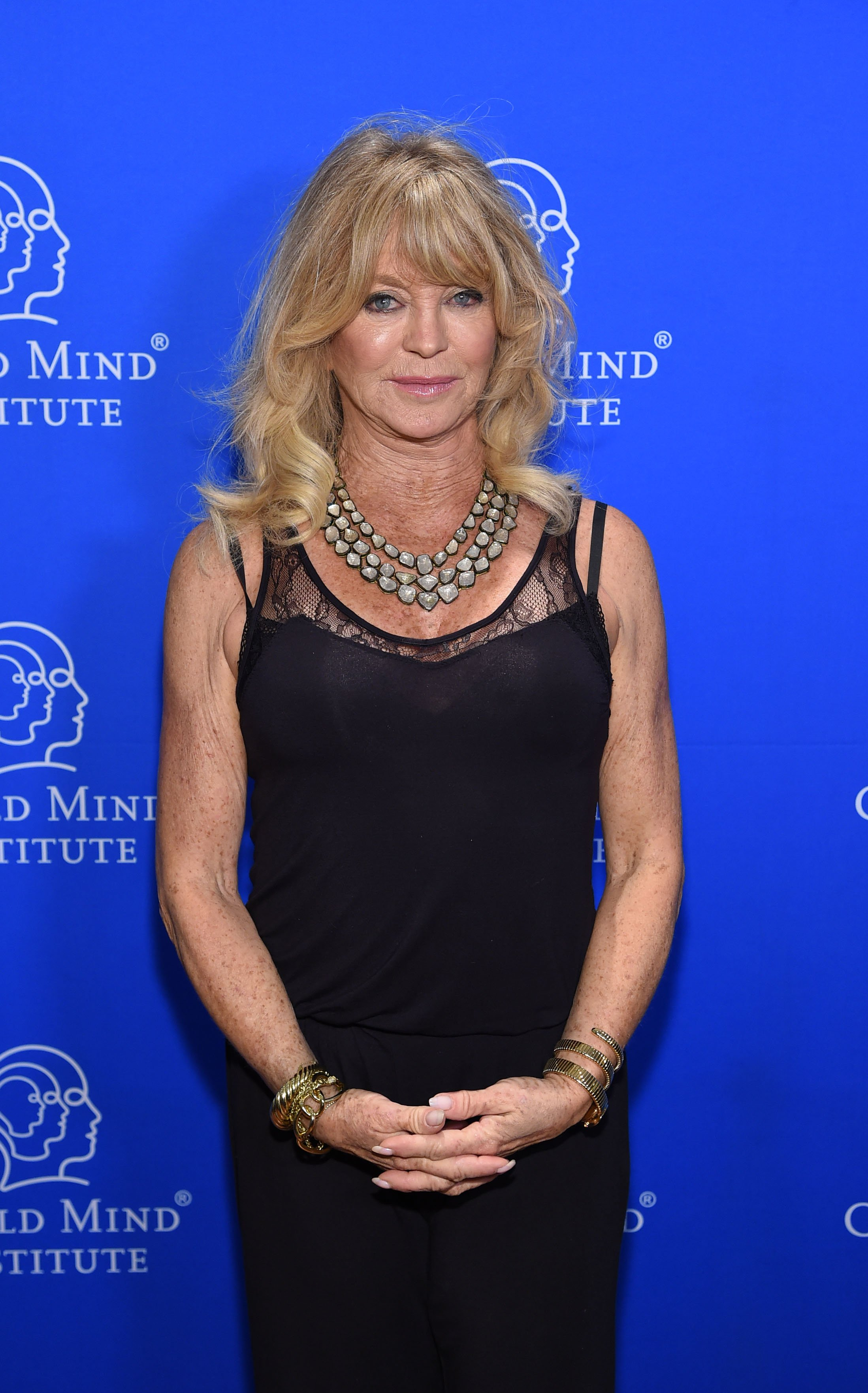 Honoree Goldie Hawn attends the Child Mind Institute's 2019 Change Maker Awards at Carnegie Hall on May 01, 2019 in New York City | Source: Getty Images