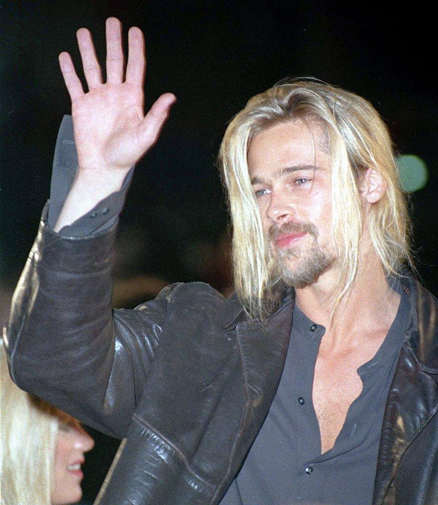 L'incontournable Brad Pitt. l Source : Getty Images